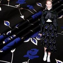 Высококачественная жаккардовая ткань модная для одежды изысканный