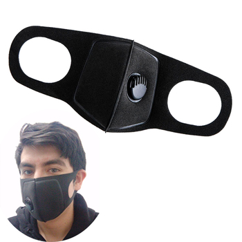 PM2.5 Air Pollution Mask Anti Dust Smoke bacteria proof Flu Face Mask Washable Reusable Mouth Mask