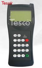 TDS-100H Handheld Ultrasonic Flow meter M2(50-700mm) + L2 sensor  ( 300-6000mm ) m2 sensors dn 50mm 700mm flow meter for tds 100f