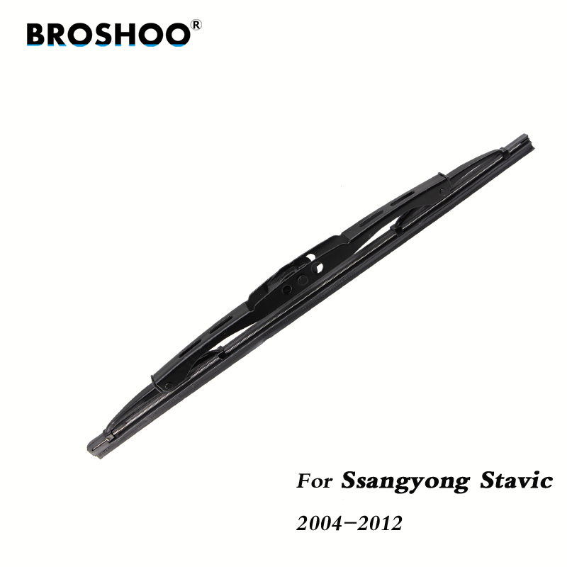 Щетки Стеклоочистителя Заднего Стекла BROSHOO для Ssangyong Stavic Hatchback (2004-2012) 305 мм, автостайлинг