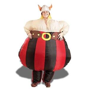 Image 5 - מתנפח אישי מאמן תלבושות חזק איש נשים למבוגרים ליל כל הקדושים המפלגה קרנבל קוספליי לפוצץ תלבושת תחפושת סרבל