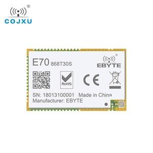 Image 3 - E70 868T30S 1W CC1310 Modul 868MHz IPEX Stempel Loch Antenne uhf Wireless Transceiver Sender Empfänger