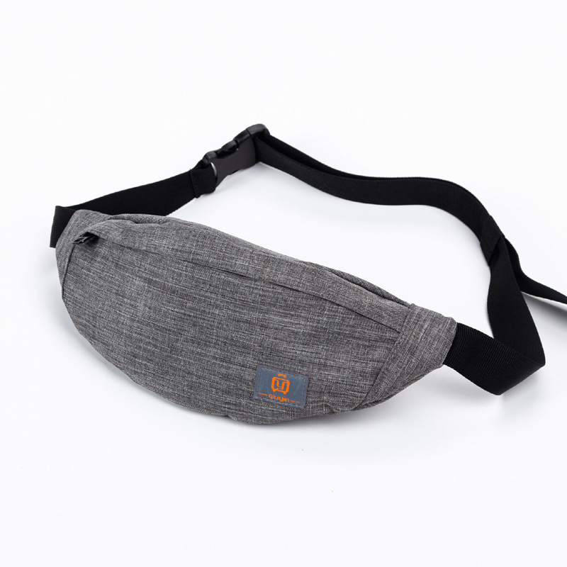 New Style Sports Waist Pack Mountain Climbing Outdoor Sport Waist Bag Hot Selling Fashionable Chest Pack Customizable Shoulder B