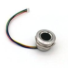 R503 nowy dwukolorowy pierścień wskaźnik światła sterowanie LED okrągły moduł linii papilarnych kontrola dostępu Arduino