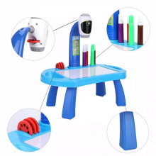 Toy-Board Drawing-Table Table-Toys Projector Crafts Painting Desk-Arts Educational-Learning-Toy
