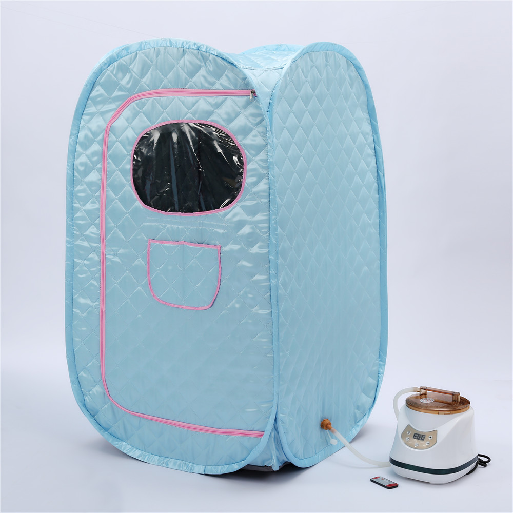 Portable Steam Sauna Generator For Health And Beauty Spa Lose Weight And Detox Therapy And Steam Fold Sauna Cabin 4