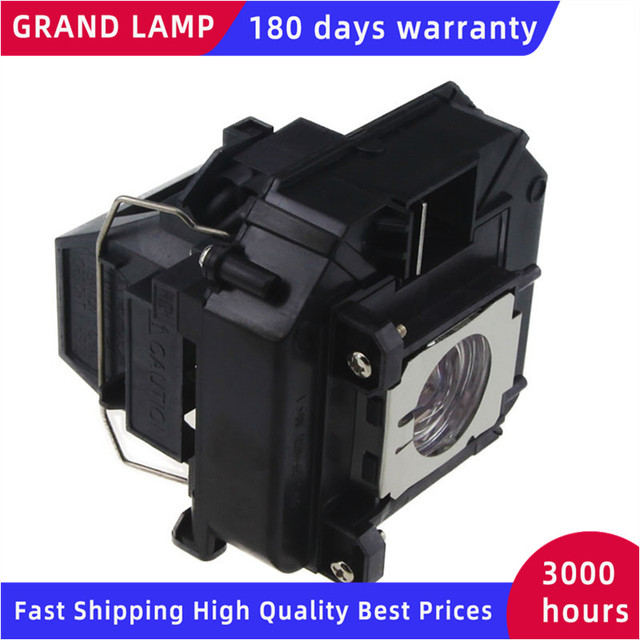 High Quality Projector Lamp ELPLP60 V13H010L60 For Epson 425Wi 430i 435Wi EB 900 EB 905 420 425W 905 92 93+ 93 95 96W H383 H383A