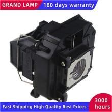 Hohe Qualität Projektor Lampe ELPLP60 V13H010L60 Für Epson 425Wi 430i 435Wi EB 900 EB 905 420 425W 905 92 93 + 93 95 96W H383 H383A