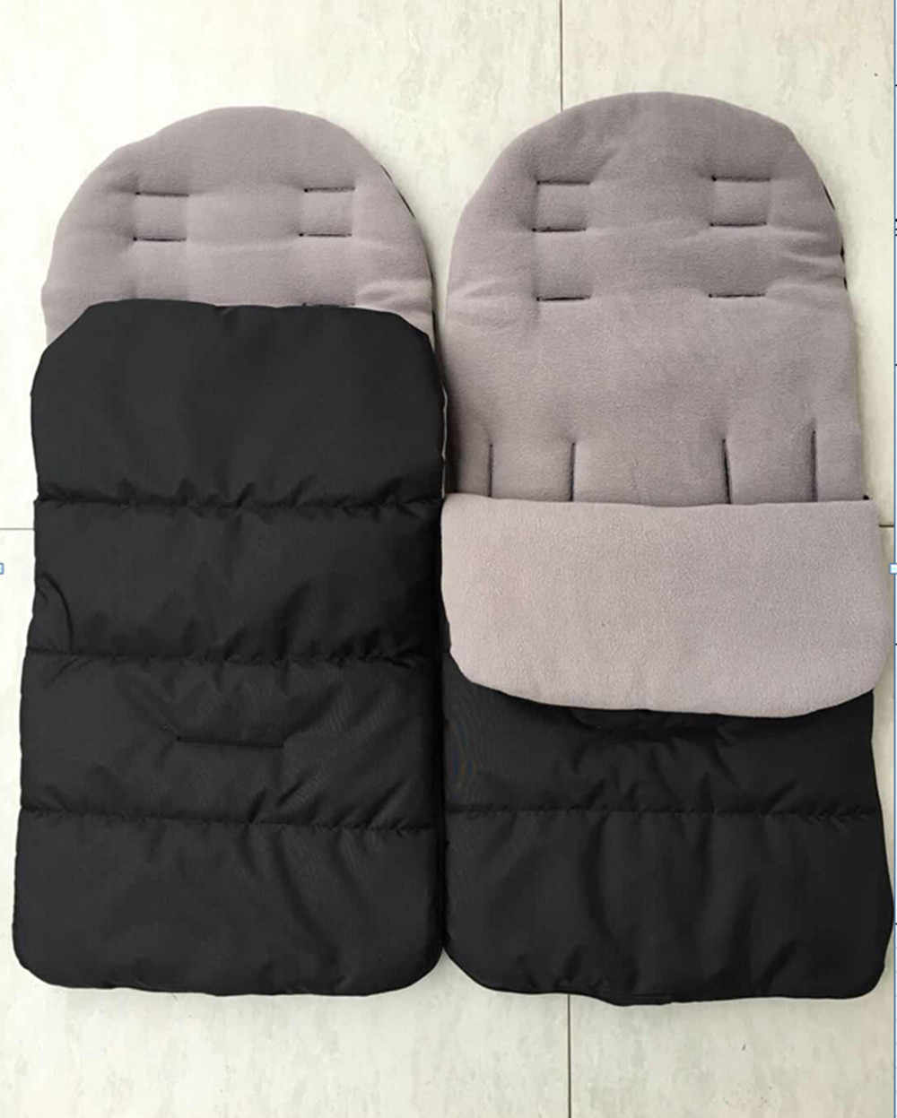 0-3T Baby Footmuff Sleep Bag Cosy Toes Apron Liner Buggy Pram Toddler Soft Cotton Blends Stroller Footmuff Winter Warm 2020 New