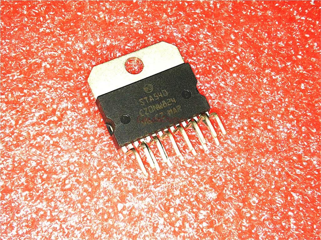 1pcs/lot STA540 STA 540 ZIP-15 Amplifier Chip IC In Stock