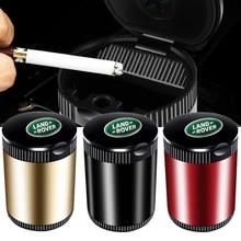 Box Discovery Car-Alloy-Ashtray Range-Rover Sport Cigarette-Holder L405-Accessories
