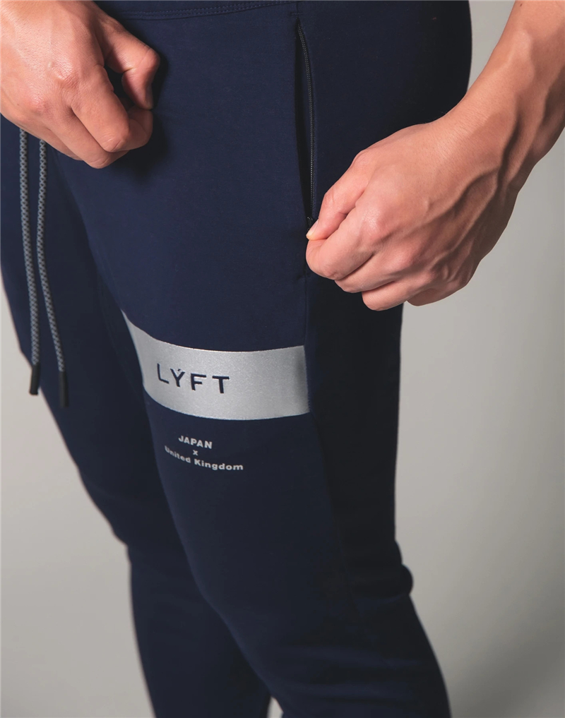 New Jogging Pants Men Sport Sweatpants Running Pants GYM Pants Men Joggers Cotton Trackpants Slim Fit