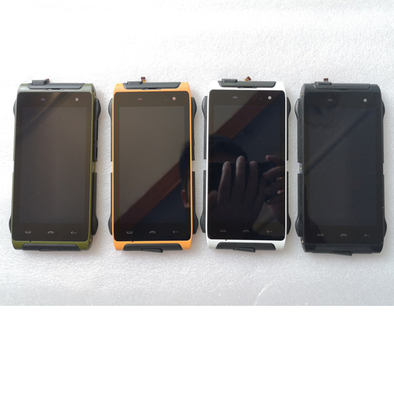 Original New For HOMTOM HT20 / HT20 Pro Cell Phone LCD Display With frame + Touch Screen Digitizer Assembly For HOMTOM HT20 Pro(China)