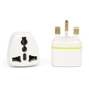 Image 5 - AU usa ue AU royaume uni fiches convertisseur de courant alternatif adaptateur chargeur adaptateurs prise de Conversion de puissance voyage à singapour malaisie Maldives