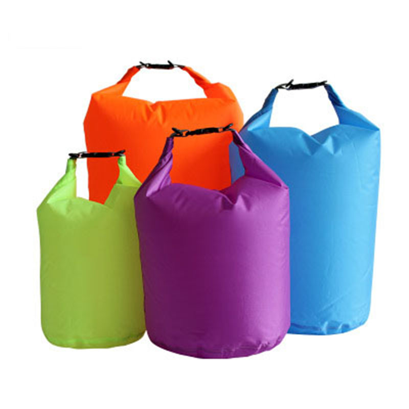 Outdoor Dry Waterproof Swimming Bag Beach Bags Sack Waterproof Floating Dry Gear Bags For Boating Fishing Rafting Swimming Bag