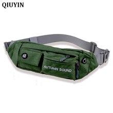 Professional Running Waist Packs Pouch Belt Sport Bag Mobile Phone With Hidden Gym Bags Pack For Men Women