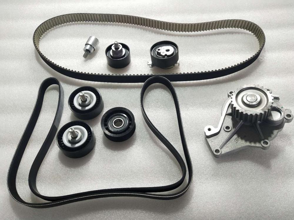 timmimg  kit distribucion y kit  accesorios +water pimp for Chery tiggo FL 2.0 (2014) 2.0 481 484 engine Engine Bearings     - title=