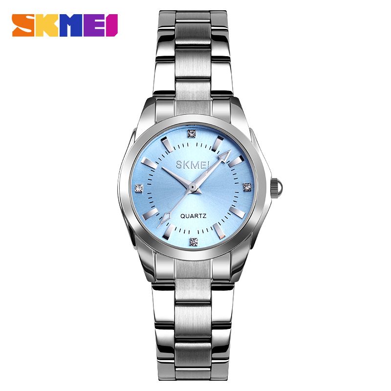2020 SKMEI Casual Women Romantic Quartz Watches Luxury Female Girl Clock Waterproof Ladies Wristwatches Relogio Feminino 1620 8
