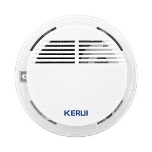 Image 5 - Kerui 10 個ワイヤレスセンシティブ防火煙検出器独立して動作ホーム倉庫オフィスセキュリティ警報