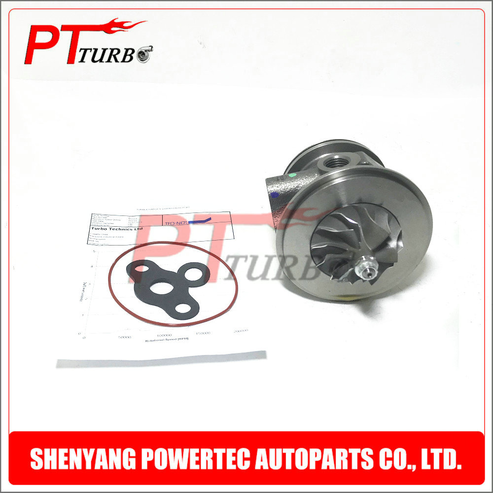 For Nissan Primera 2.0 TD CD20T 90 HP 66 KW 1997 -  Turbolader Cartridge Core Turbo CHRA 452215-4 452215-5 452215-3 14411-2J620