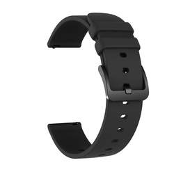 SENBONO P8 Watch Strap 20mm Universal Soft Silicone Watchband Waterproof for Garmin Xiaomi Huami Amazfit smart watch