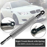 Car Trunk Shock Spring Shock Absorber For BMW E60 M5 5 SERIES Rear Trunk Shock Spring Lid Holder 51247141490 Accessories