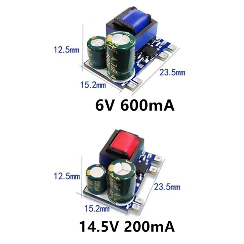 AC-DC 5V 700mA 12V 450mA 9V 500mA 3.5W Precisie Buck Converter Ac 220V Om 5V Dc Step Down Transformator Voeding Module 5