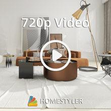 Homestyler renderowanie wideo 720p [kupon cyfrowy] tanie tanio