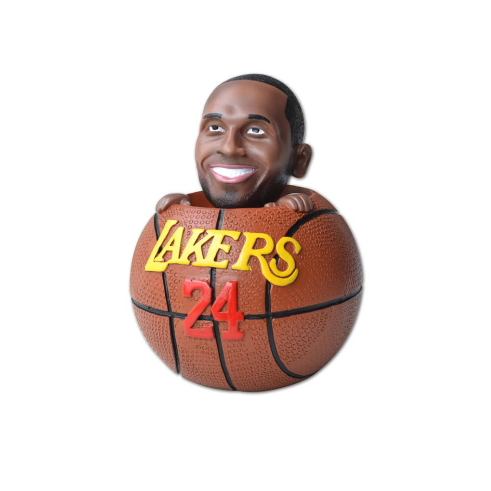 Basketball Star Piggy Bank Toys 24 Number ForKobe Bryant Commemorative Shape Piggy Bank Support Dropshipping Wholesale Fast Ship