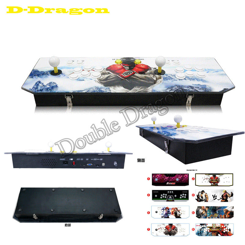 Professional Design 1388/3188 In 1 Super High Definition Classical Arcade Games Station Providing Fluent Game Control Experience