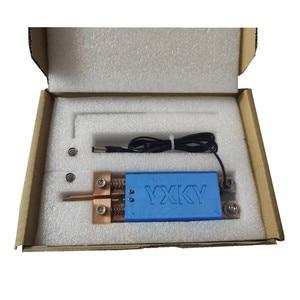 Image 2 - Integrated hand held spot welding pen Automatic trigger Built in switch one hand operation spot welder welding machine