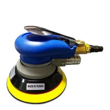 цена на 5-Inch Air Random Orbital Sander New Dual Action Speed Adjustable Pneumatic Polisher Pro Grinding Sanding Tools with Wrench