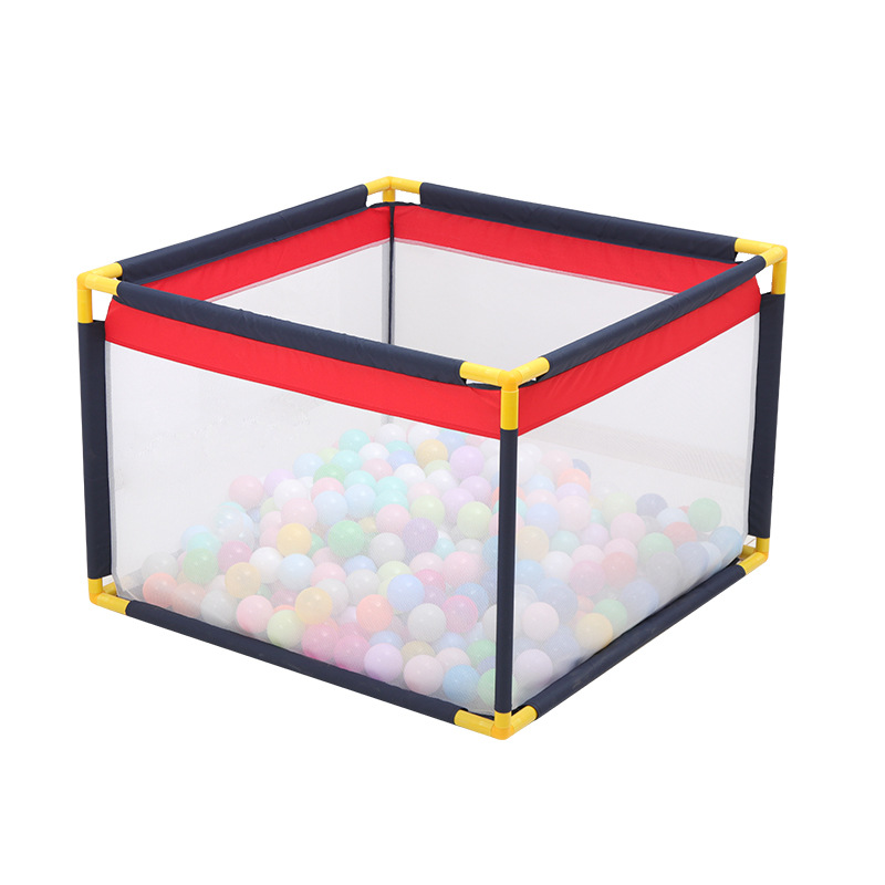 Baby Playpen Foldable Safety Barrier For 0-6years Kids Newborn Fence Playpen For Children Pool Balls Child Indoor Game Fence F7