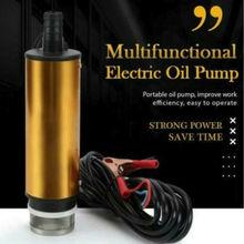 Submersible-Pump Fuel-Transfer-Pump Diesel-Oil-Water Multifunctional Portable 12V 24V