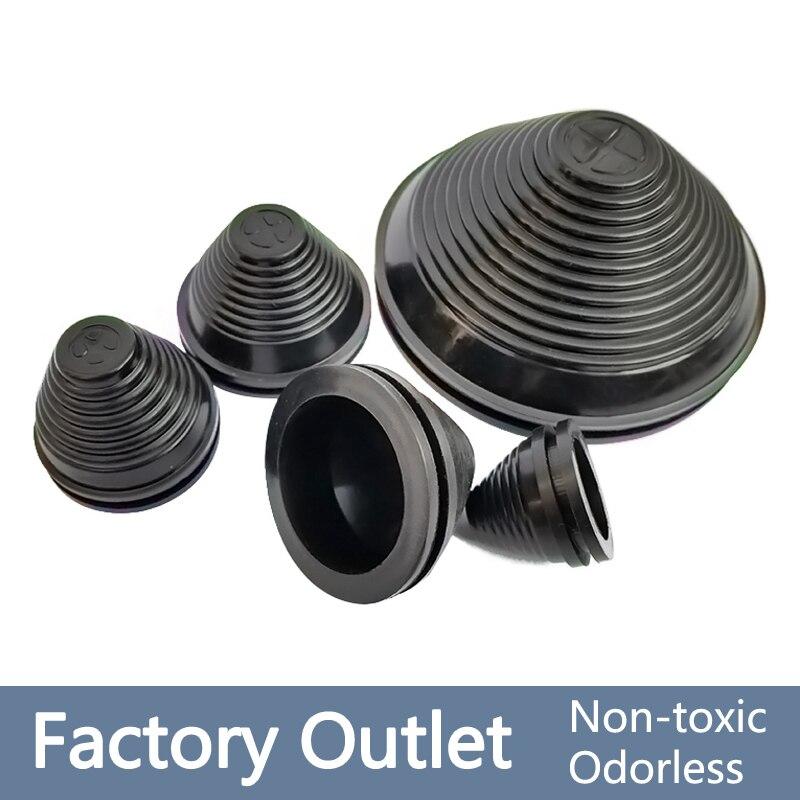 Купить 1 шт резиновые колпачки для отверстий в проволоке заглушки черное