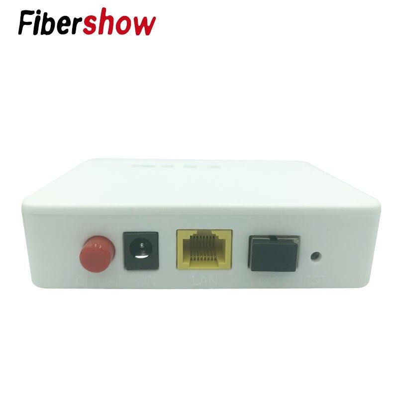 EPON SFF Module FTTH 1GE EPON 1port ONU ONT EPON OLT 1.25G Epon  ZTE  Chipset Fiber To Home  Modem Of  Service Boxs  CTO