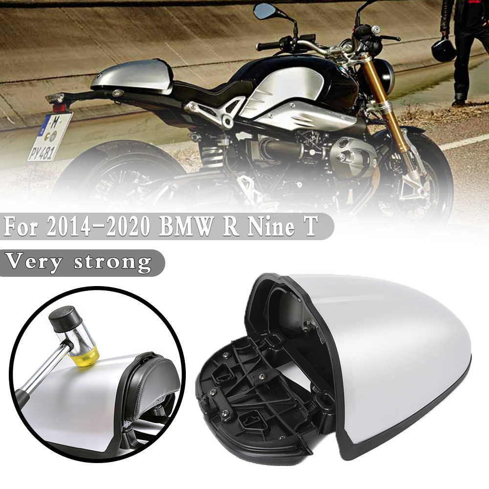 Rear Pillion Seat Cowl Cover Fairing in Silver for BMW R NINE T 14-19