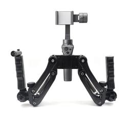 ABKT-Extension Stand Mount holder 4th Axis gimbal stabilizer for DJI Ronin S,DJI Osmo plus, Osmo Mobile/Pro