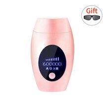 Depilador a laser permanente ipl, dispositivo elétrico profissional para remoção de pelos, fios indolor, máquina depiladora