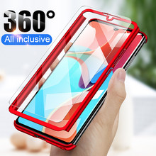 ZNP Luxury 360 Full Cover Phone Case For Xiaomi Mi 8 Lite 8 9 SE 9T Pro Shockproof Case For Xiaomi Max 2 3 Mi A2 Lite Capa Coque(China)