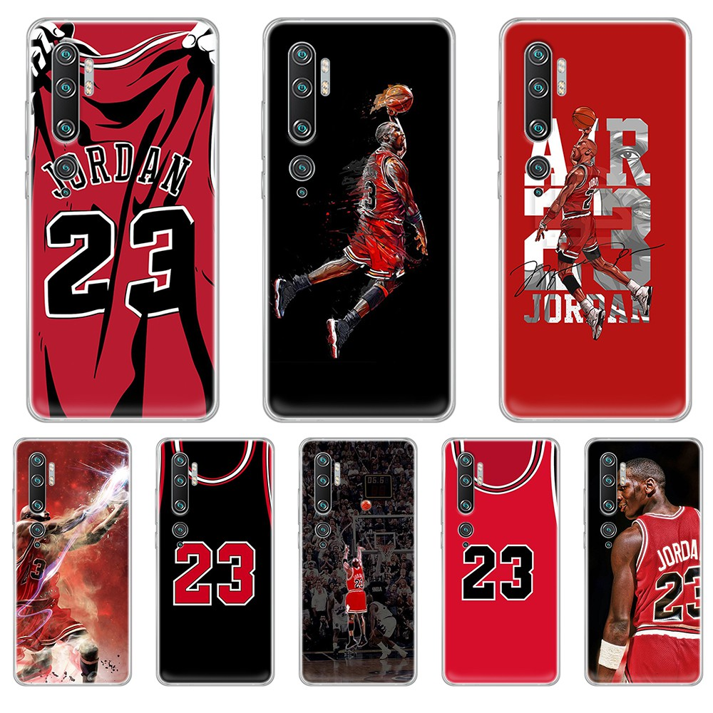 <font><b>Jordan</b></font> basketball MVP king silicone cover Transparent Phone Case For XIAOMI mi 3 4 <font><b>5</b></font> 5X 8 9 10 se max pro a2 9T note lite image
