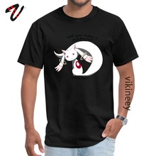 Kyubey Ubuntu Stof T-shirt Voor Mannen Psychologie Mouw Grappige T-shirt Goedkope Fall Ronde Kraag Tops Shirts Gift Top kwaliteit(China)
