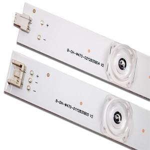"Image 4 - Led Backlight Strip 9 Lamp Voor Lg 47 ""Tv Innotek Drt 3.0 47"" 47LB6300 47GB6500 47LB652V 47lb650v LC470DUH 47LB5610 47LB565V"