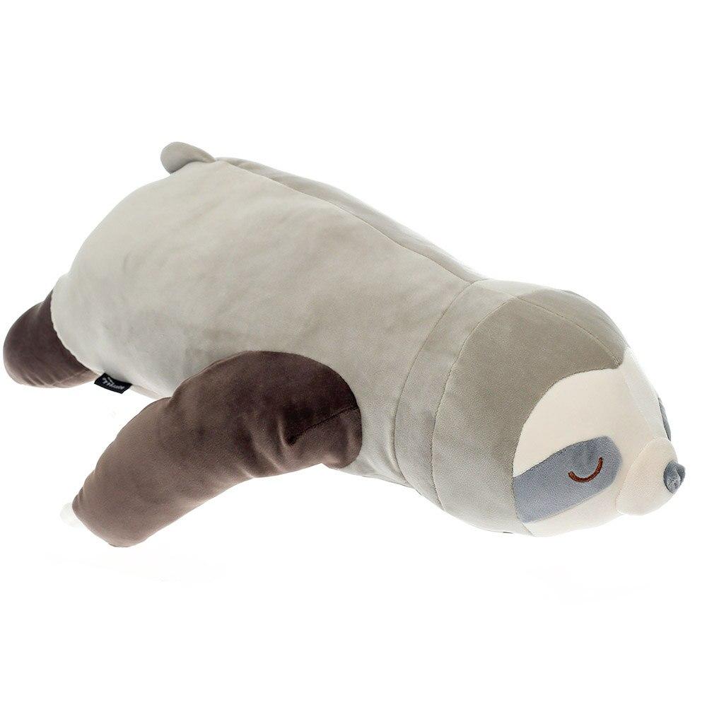 1pc Weiche Simulation Neue Ankunft Nette Gefüllte Sloth Spielzeug Plüsch Sloths Weiche Spielzeug Tiere Plushie Puppe Kissen für Kinder geburtstag Geschenk