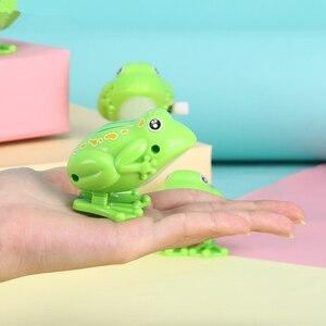 Классическая заводная игрушка, оттягивающая назад мультяшная рыба, самолет, Цыпленок, пластиковые игрушки для детей, подарок