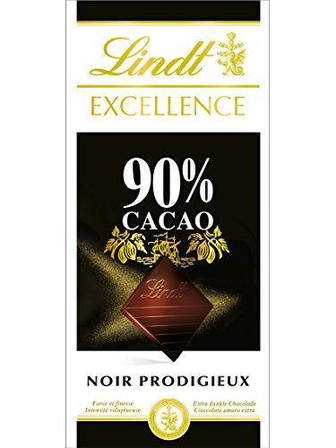 Lindt Eccellenza Nero 90% 100 Glot 5