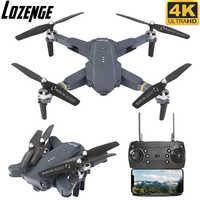 Lozenge XT-1 RC Drone helicóptero de Control remoto Quadcopter Drone con cámara 4K cámara de juguete