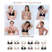 One Piece Bra Intimate High Elastic Innovation For Boobs lightweight Versatility
