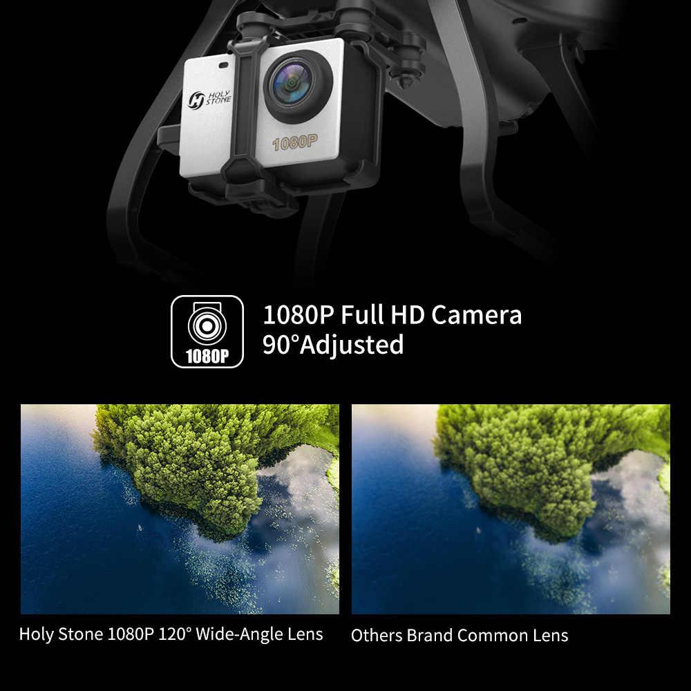 Holy Stone HS700 GPS Drone 5G con cámara Full HD 1080P Drone GPS sin escobillas 1km 1000M FPV Profesional Com Cámara Wifi Quadcopter