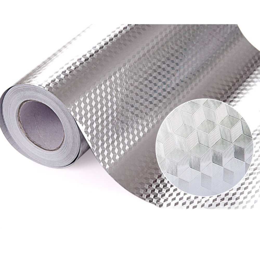 Kitchen Oil-Proof Self-Adhesive Foil